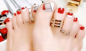 ayak protez tırnak