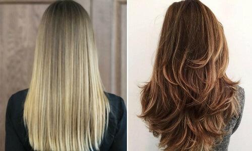 Photo of Düz saç modelleri